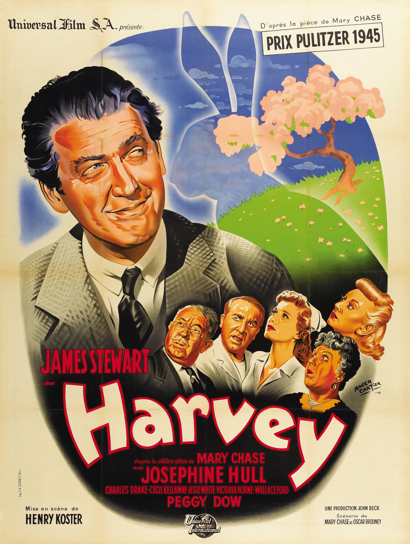 Poster design 1950 - Harvey Henry Koster 1950 French Design By Roger Cartier