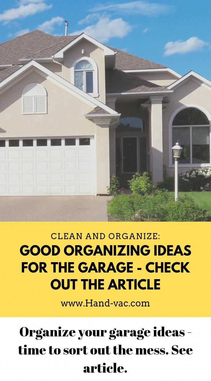 diy organization ideas for your garage organization