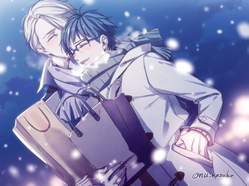 Image in yuri on ice collection by ًmoonchild⁷