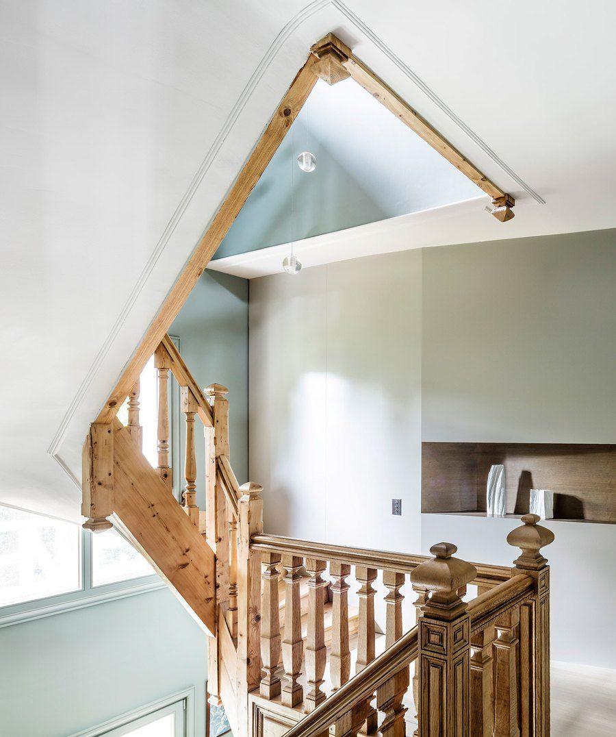 Architecte La Varenne St Hilaire a 21st c. renovation | paris home, home, house design