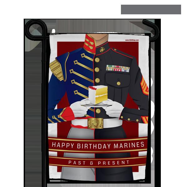 Garden Flag Marine Corps Birthday Marine corps birthday