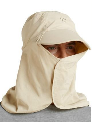 Coolibar Men s Extreme Desert Sun Hats UPF50+  feea9c379b8b