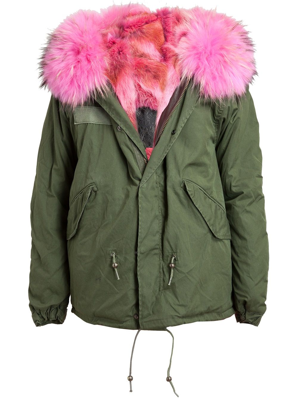 25bf7f190b7 Obviously, I need this coat.   AKA DIVA in 2019   Pink fur jacket ...
