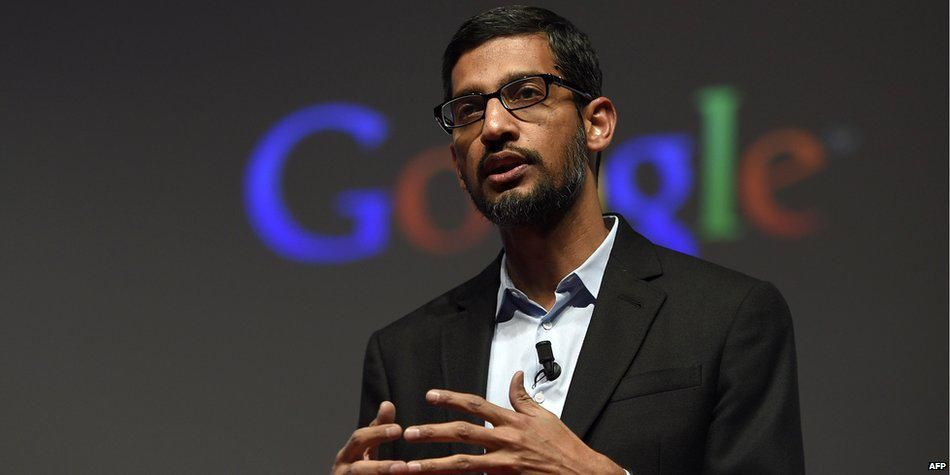 BBC Asia on Tech job, Google voice, Sundar