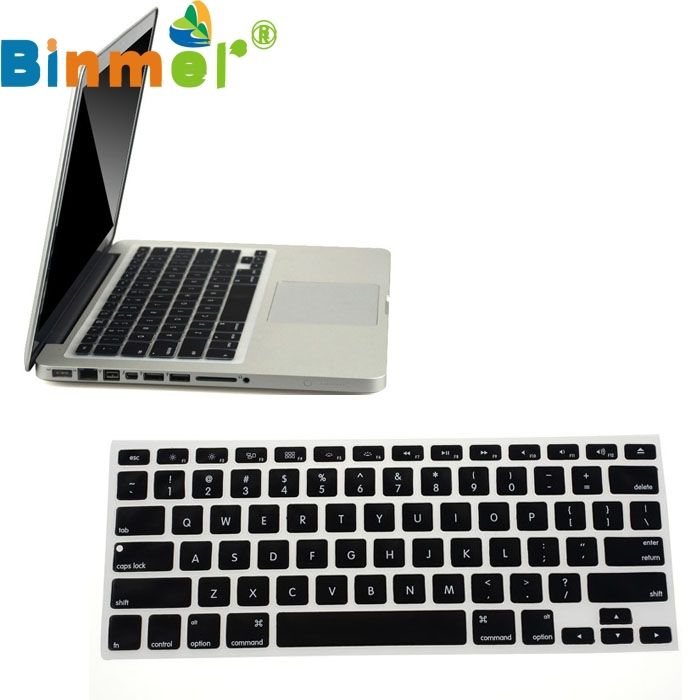 Top Quality Hot Selling Fashion Design Silicone Keyboard Skin Cover For Apple Macbook Pro Air Mac Retina 13 Macbook Pro Cover Macbook Pro Macbook Pro Keyboard
