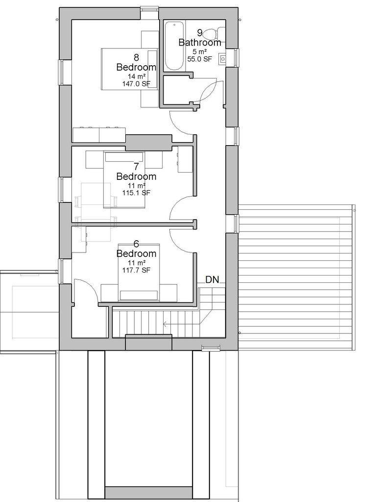 Caragh House Plans First Floor Plan Traditional Irish Cottage Cottage House Plans House Plans Cottage Floor Plans