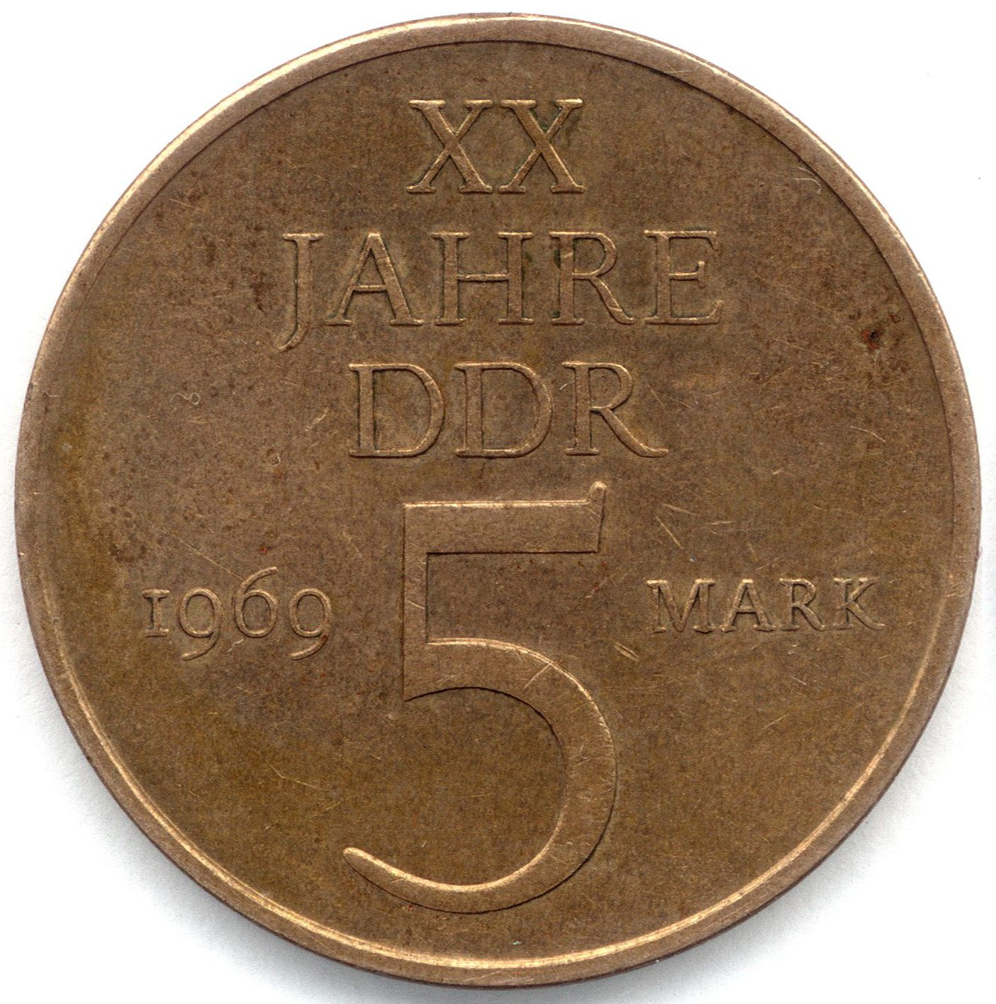 5 Mark der DDR