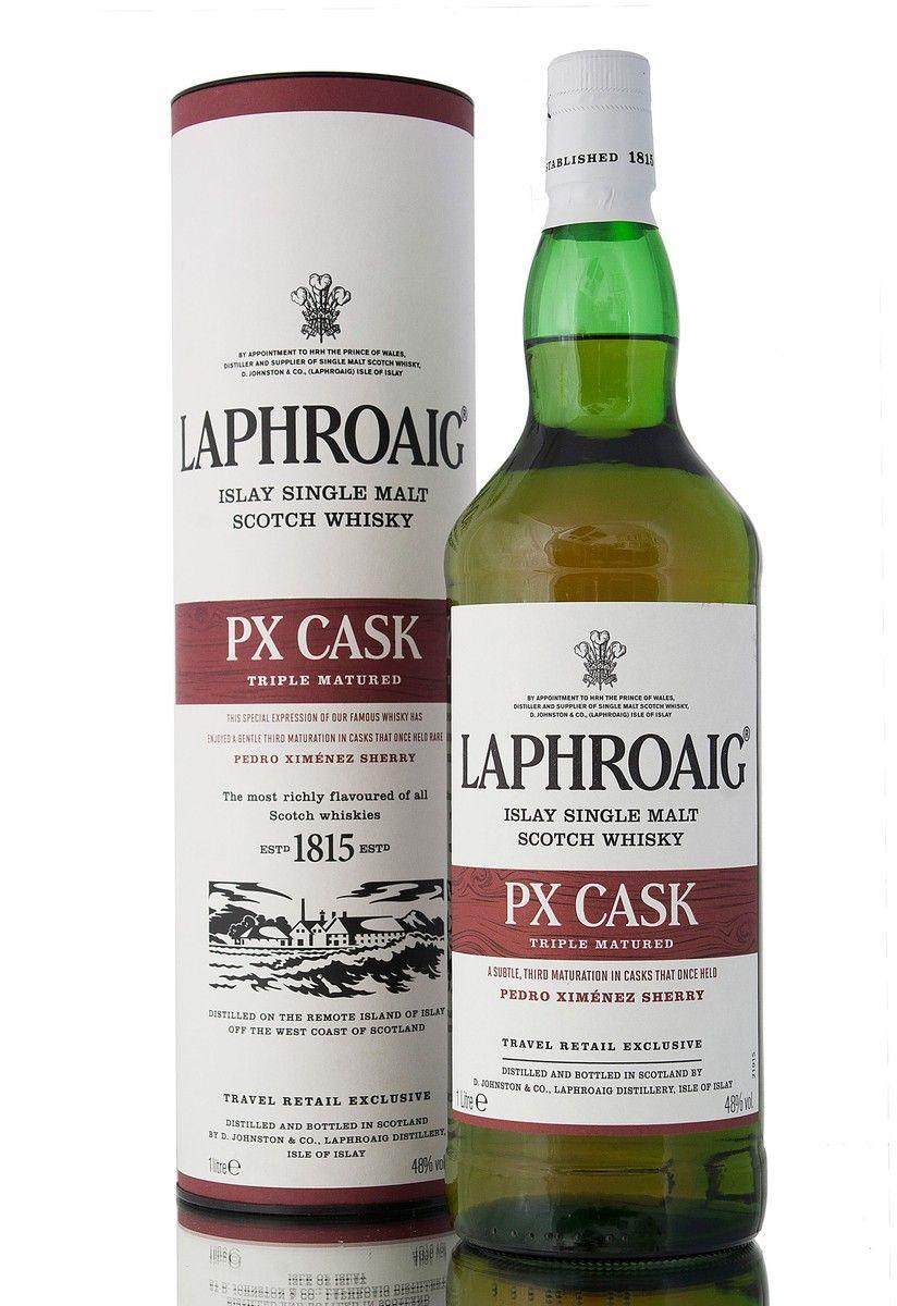 Laphroaig Px Cask Whisky Trinken