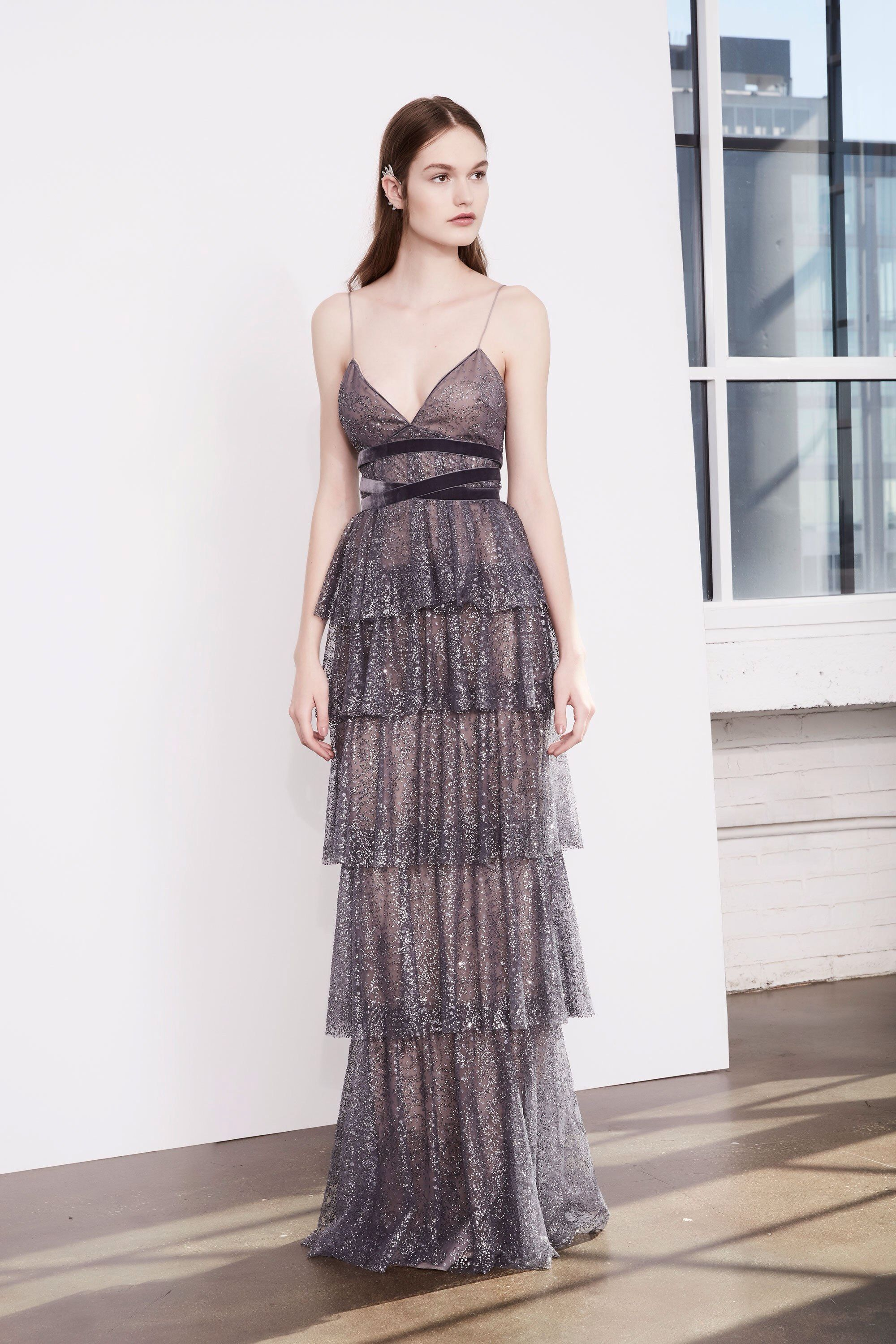 Marchesa Notte Fall 2017 Ready-to-Wear Fashion Show | Alta costura ...