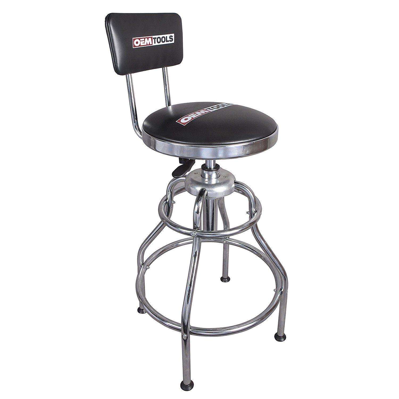 Remarkable Amazon Com Oemtools 24911 Adjustable Hydraulic Stool Machost Co Dining Chair Design Ideas Machostcouk