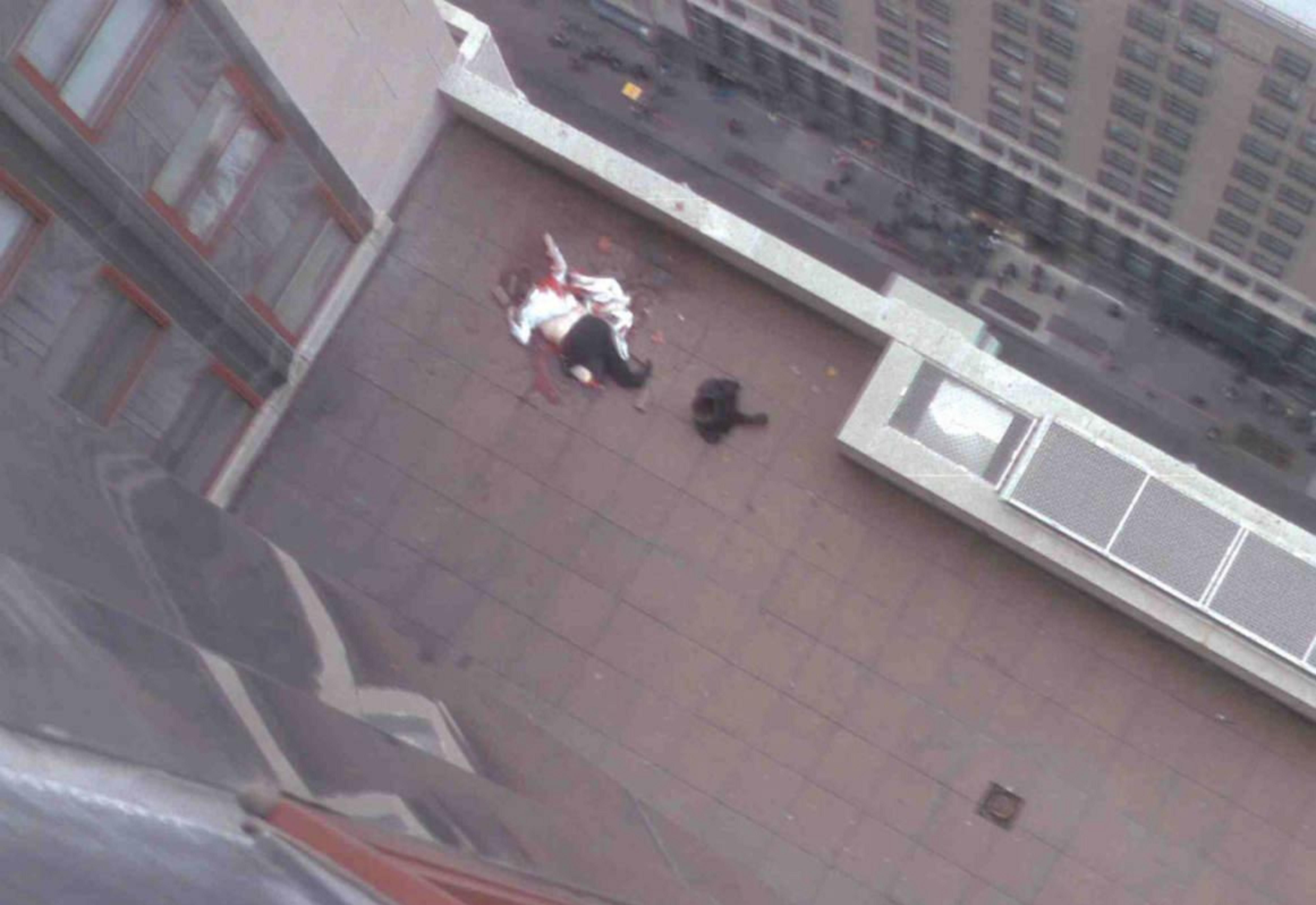 *9/11 Jumpers Hitting Ground - Bing Images | AND THE ...