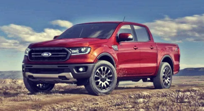 84 A 2020 Ford Ranger New Review Juguetes