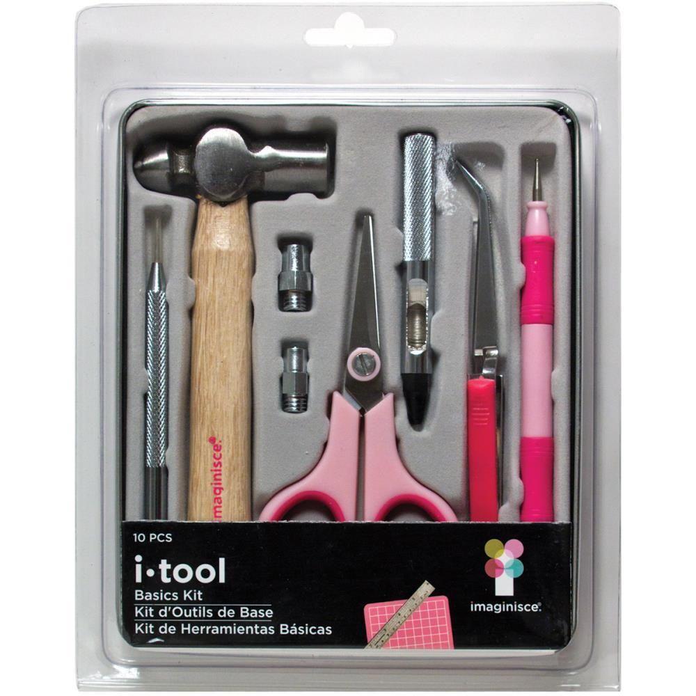 Imaginisce 10-Piece i-Tool Basics Kit 400002