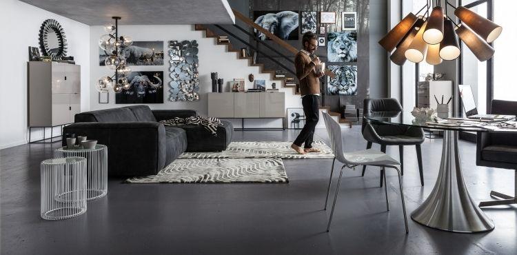 moderne Möbel für Wohnzimmer aus der neuesten Kollektion von Kare ...