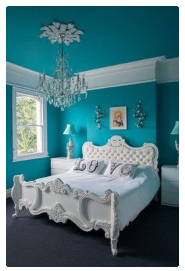 Pin by Cherry Jackson on Turquoise Turquoise room