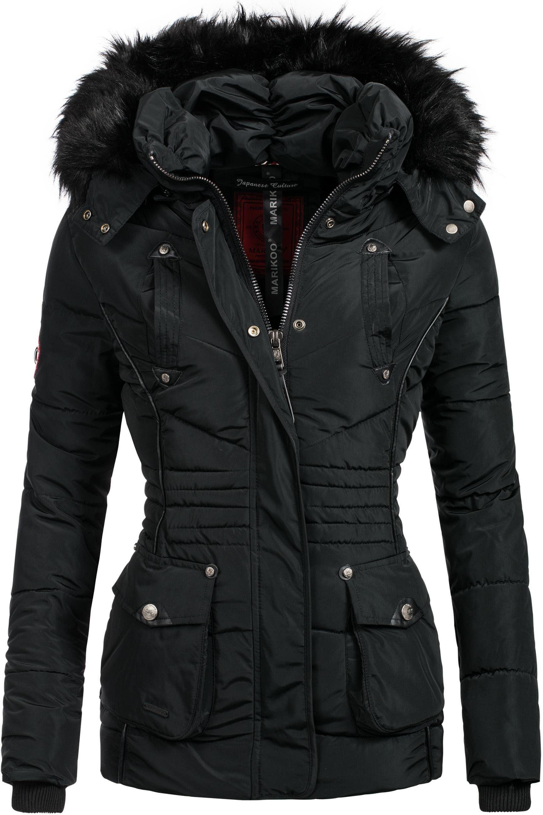 5c82945980b5  OTTO  Marikoo  Bekleidung  Blazer  Jacken  Steppjacken  Winterjacken  Damen