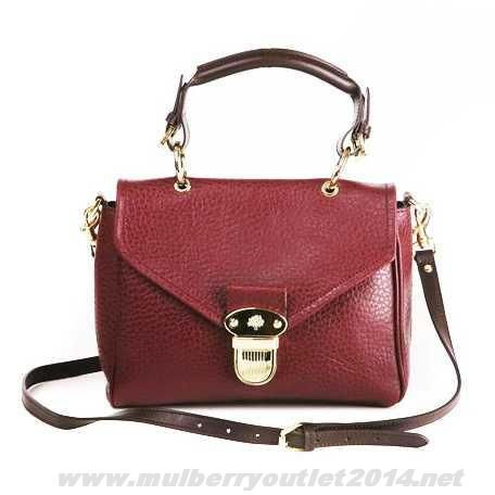 d61d9c3036 order womens mulberry small polly push lock satchel bag maroon for black  friday 3a32e d1a7c