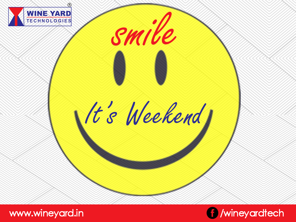 Smile in the mirror. Do that every morning and you'll start to see a big difference in your life. Good Morning ‪#‎Happyweekend‬