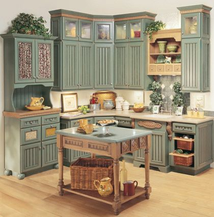 Kitchen Cabinets Ideas kitchen cabinets cottage style : 17 Best images about Cottage Kitchens on Pinterest | Storage ideas ...