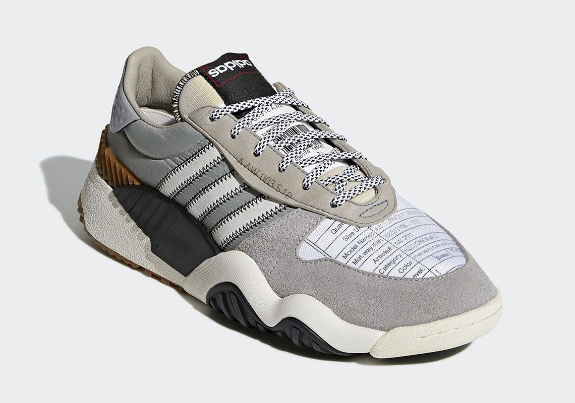promo code 3d90f b2870 Alexander Wangs Next adidas Shoe Is Called The Turnout Trainer