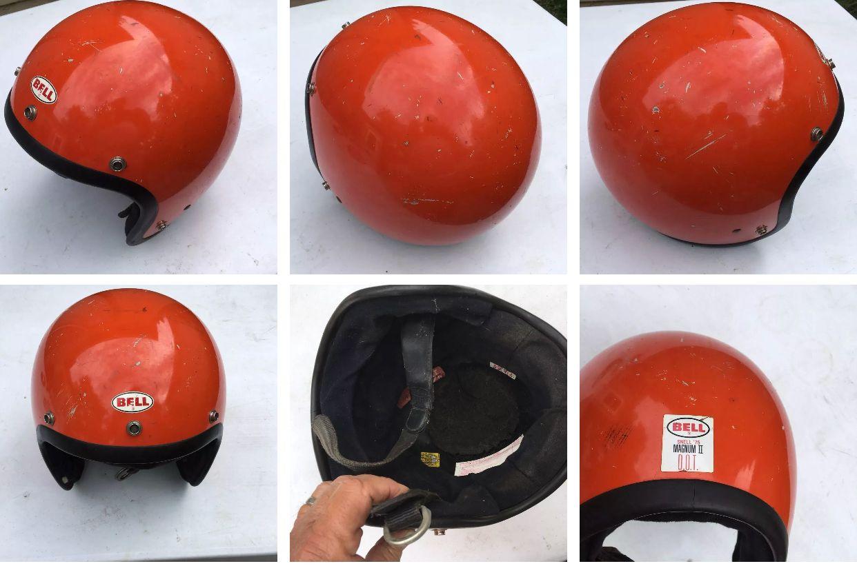 Pin By Israre83 On Bell Vintage Helmet Vintage Helmet Youth Dirt Bikes Vintage Bell