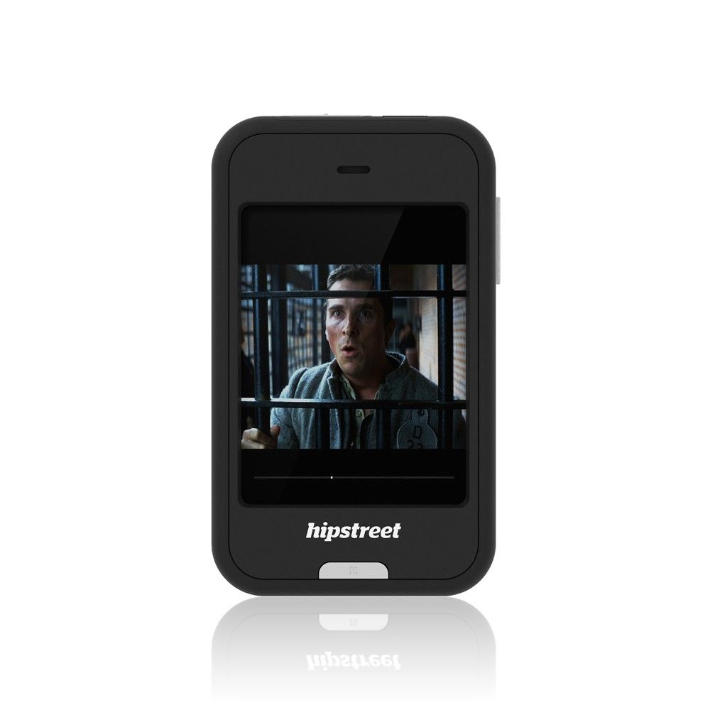Hipstreet Phoenix 8gb Mp3 Media Player 2 4 Quot Touch Screen