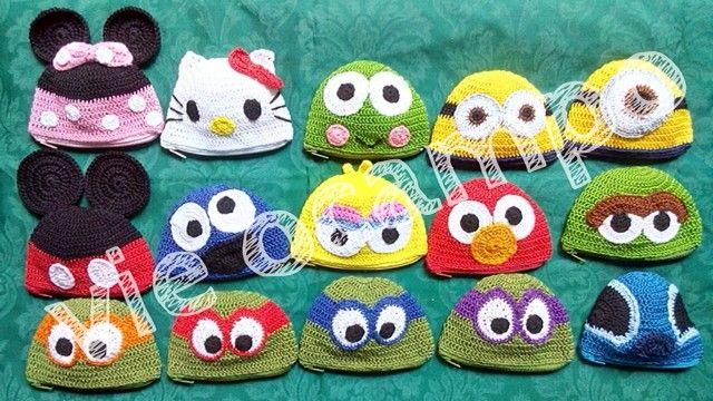 Handmade Crochet Items For Sale