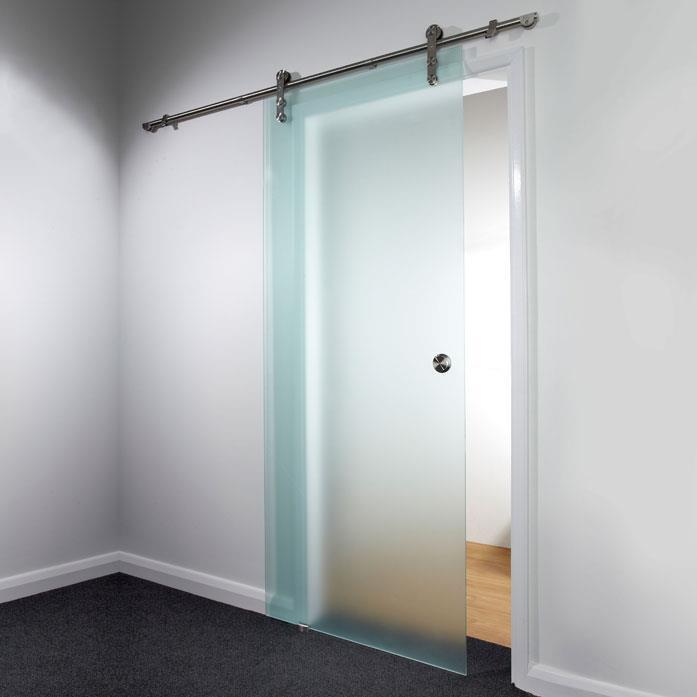 Translucent Sliding Glass Door 840mm & Translucent Sliding Glass Door 840mm | Sliding glass door Doors and ...