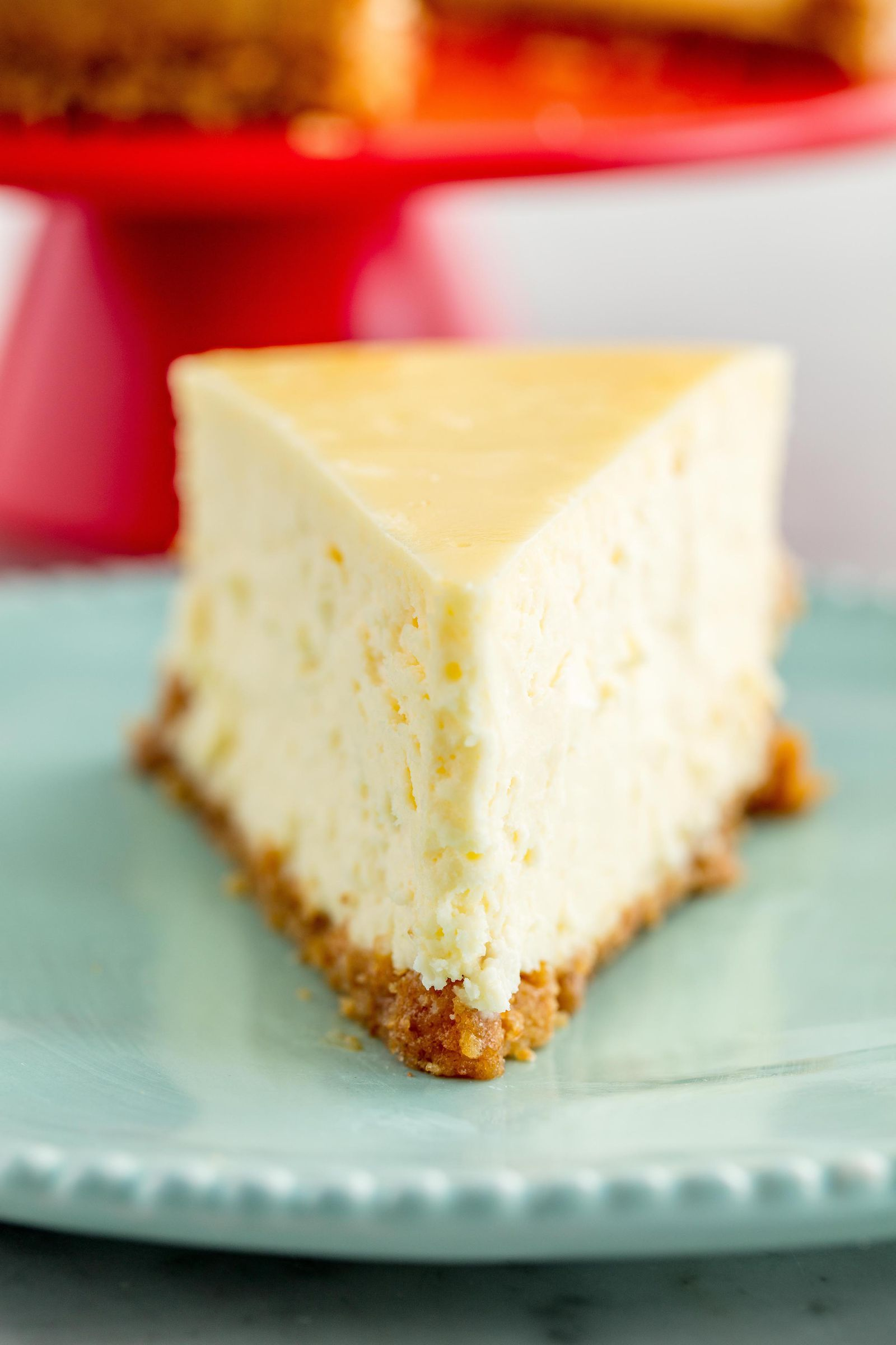 Our Classic New York Cheesecake Is Totally Perfect Recipe Cheesecake Recipes Classic Easy Cheesecake Recipes Original Cheesecake Recipe