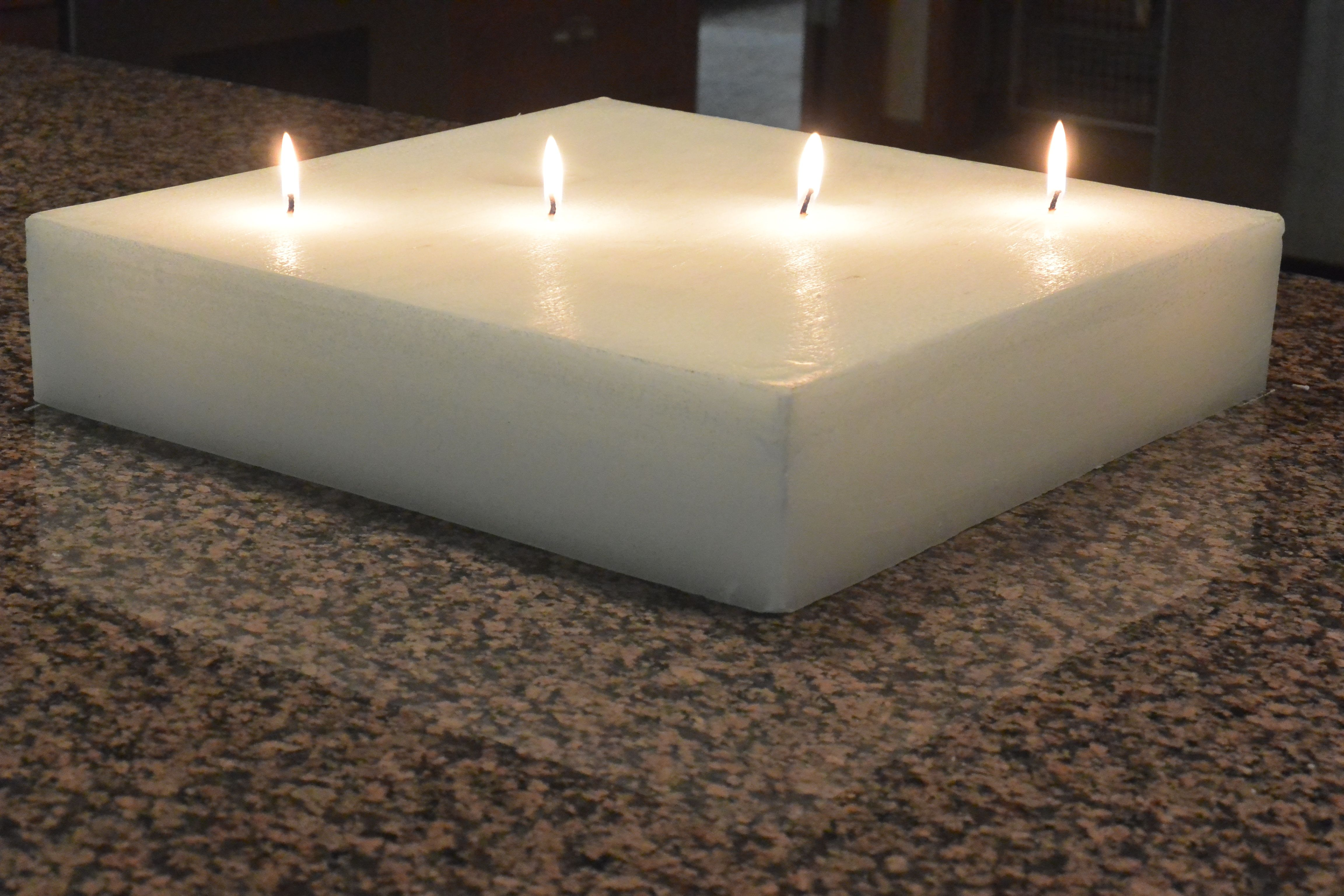 Multi Wick Candles Custom Multi Wick Candles You Can Choose Scent And Color Home