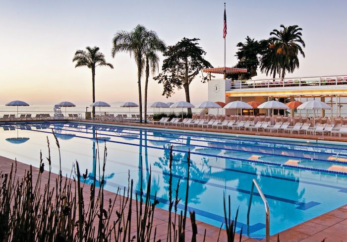 Family Travel To Four Seasons The Biltmore Santa Barbara Santa Barbara Hotels Honeymoon Resorts Santa Barbara Resorts