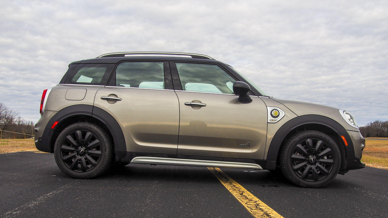 2018 MINI Cooper S E Countryman ALL4 Driven Mini