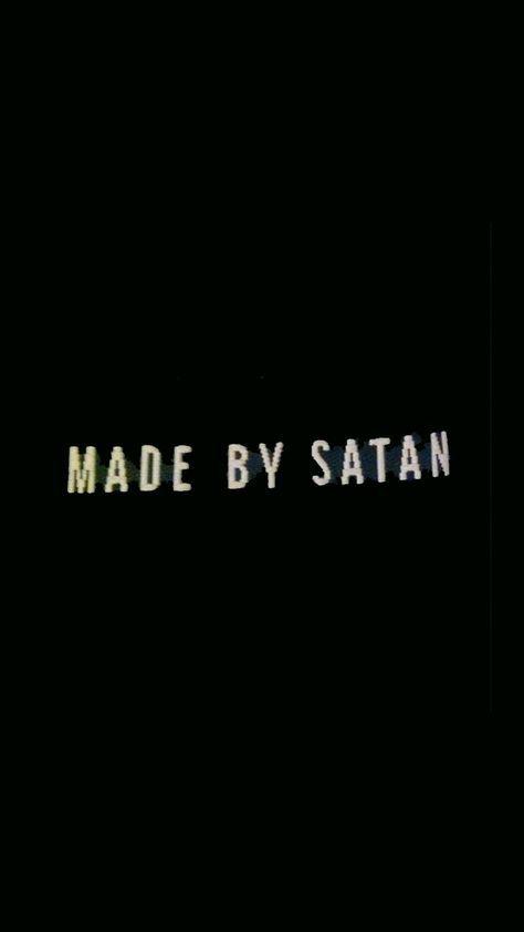 Super Screen Savers Aesthetic Black Ideas Edgy Wallpaper Mood Wallpaper Satan