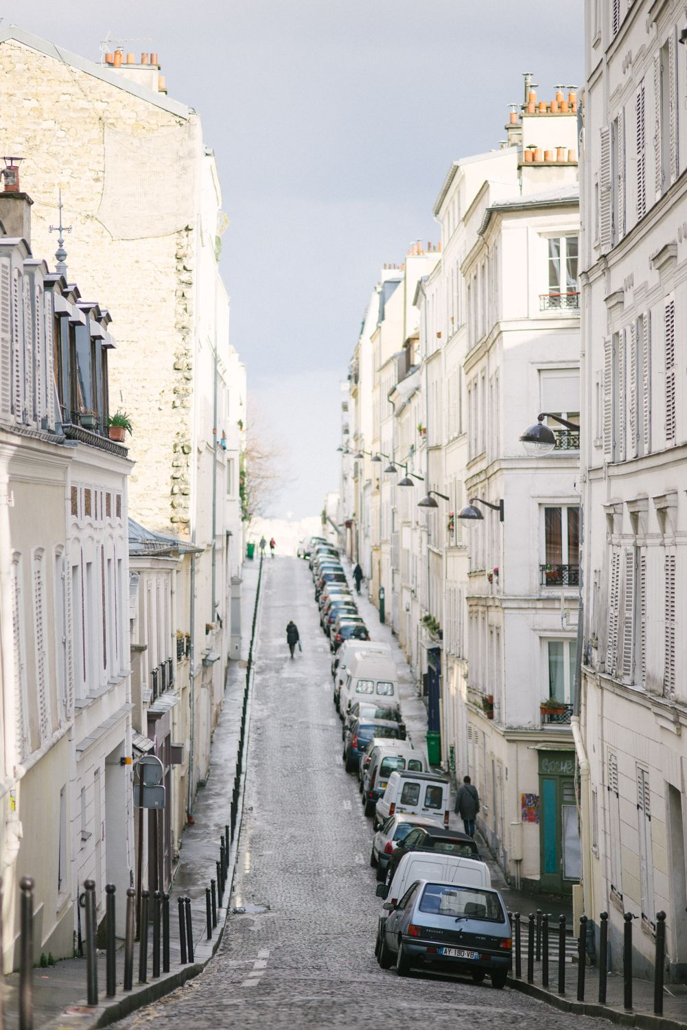streets of montmartre - kate holstein ❥