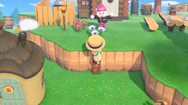 How To Get The Ladder In Animal Crossing New Horizons In 2020 Animal Crossing Nintendo Switch Animal Crossing Animal Crossing Game