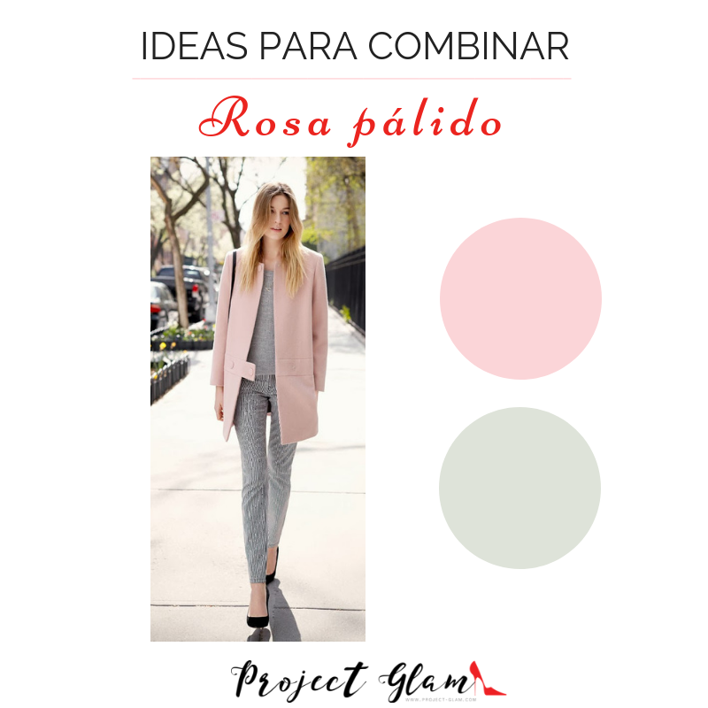 Rosa Claro Con Que Tonos Combina Project Glam Combinacion Colores Ropa Como Combinar Ropa Palo De Rosa