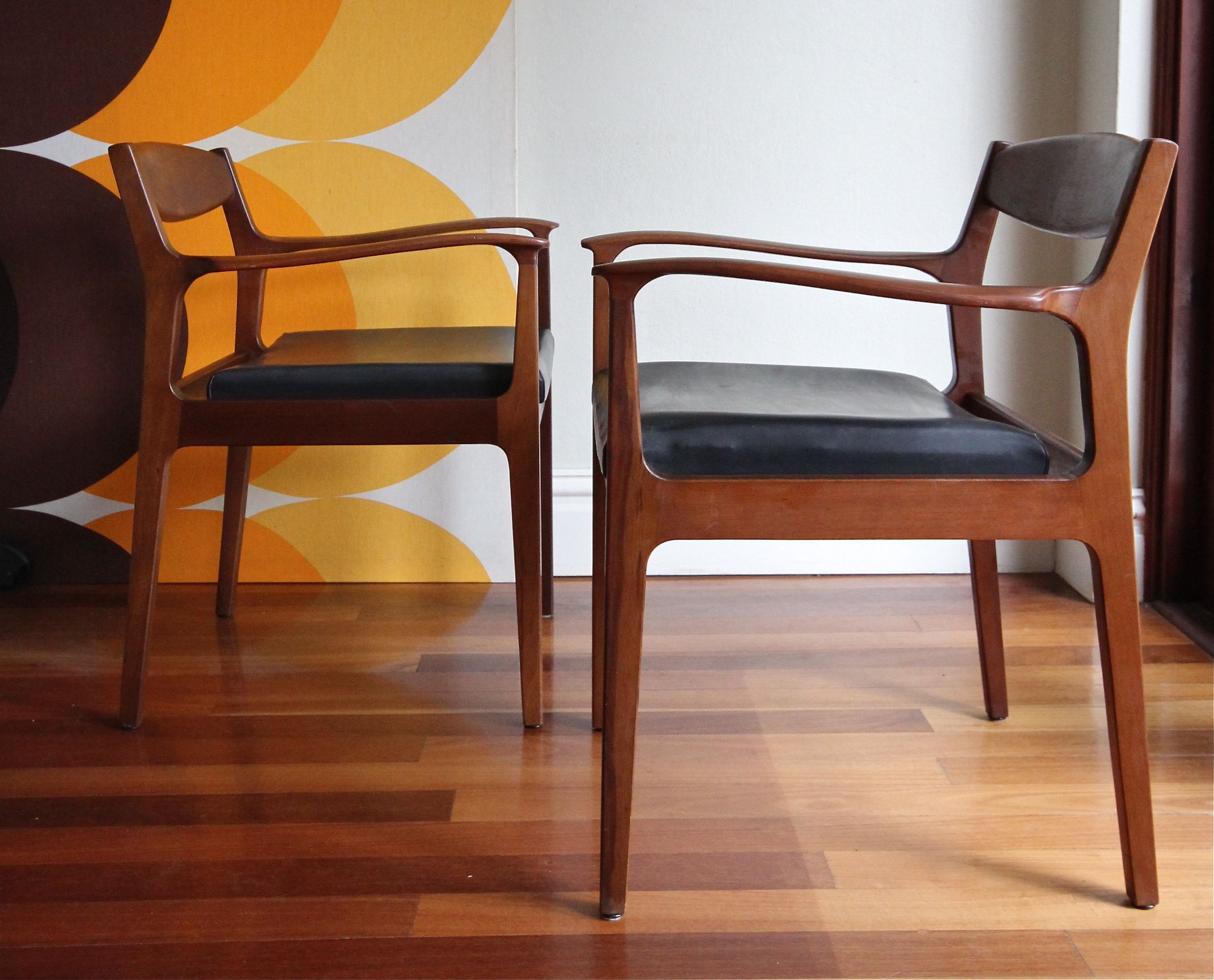 wrightbilt arm chairs