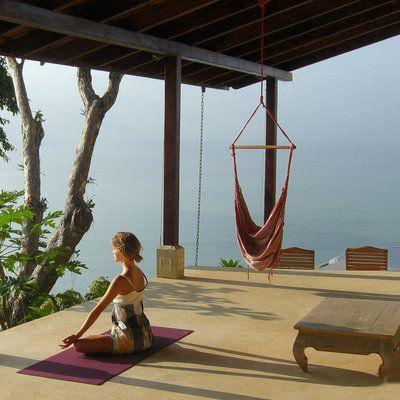 The Best Coastal Yoga Retreats Yoga retreat, Outdoor