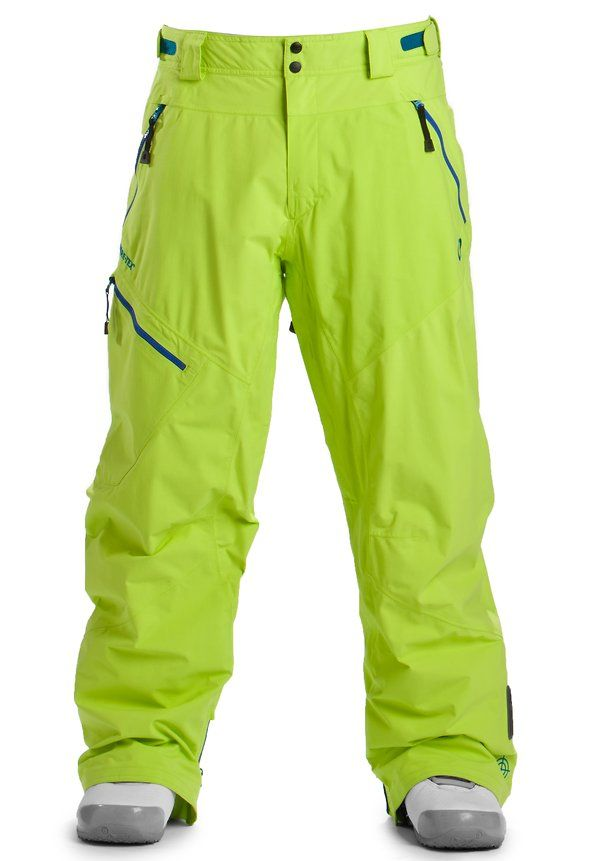 c6e8a670705a Lightning Green Oakley Great Ascent Snow Pant Snow Pants
