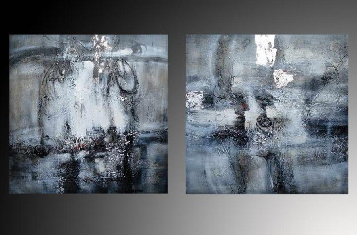 43++ Cuadros con tonos grises ideas
