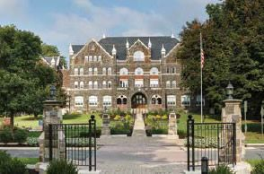 Small Liberal Arts Colleges >> Moravian College Bethlehem Pa Very Small Liberal Arts College