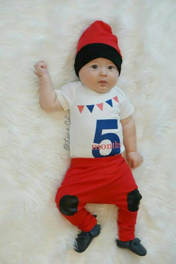 329b0cb2b Baby Boy Clothes, Baby Girl Clothes, 5 Months Old Baby Romper, Baby ...