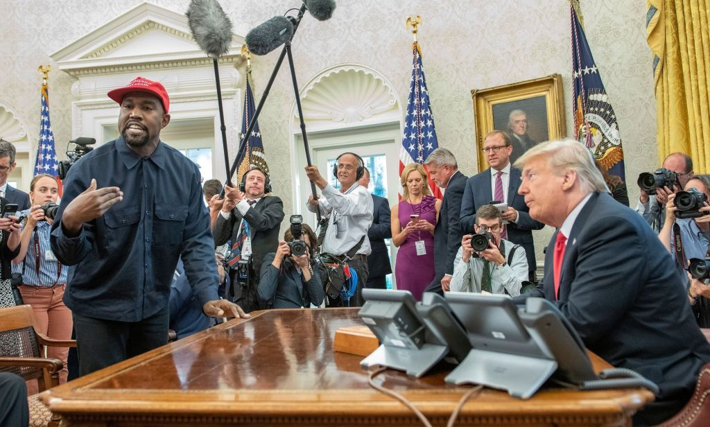Kanye West Sets Off July 4th Fireworks With White House 2020 Bid Power Rapper Plans To Take On Trump Biden In 2020 Kanye West 4th Of July Fireworks Celebrity Apprentice