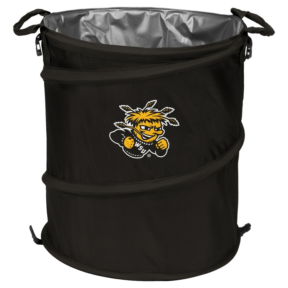 NCAA Logo Brands Collapsible 3in1 Wichita State Shockers