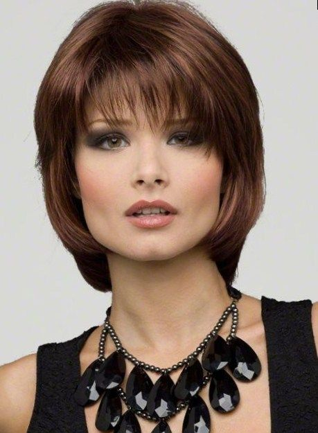50 Best Hairstyles for Square Faces Rounding the Angles | Square face hairstyles, Haircut for ...