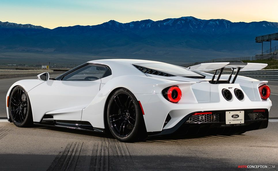Ford Gt To Serve As Test Bed For Future Car Design Autoconception Com