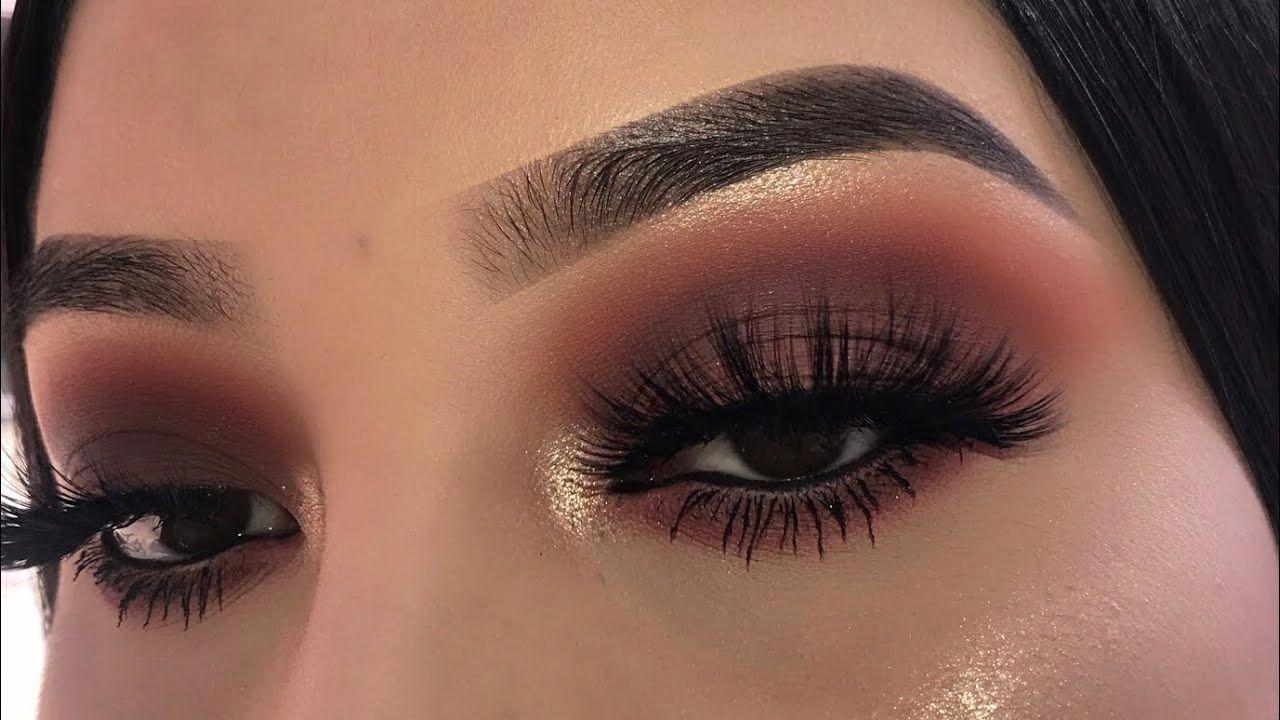 Smokey Eye Smokey eye for brown eyes, Eye makeup tutorial