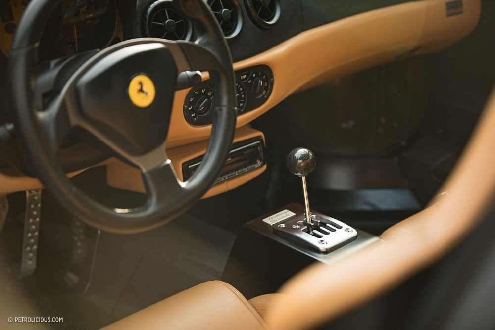 Rarity Squared The Manual Gearbox Ferrari 360 Challenge Stradale