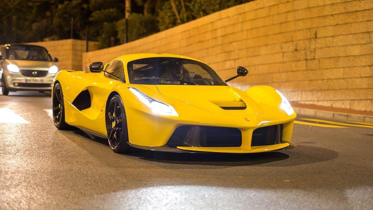 BEST OF Supercar Sounds in Monaco 2019 ! N-Largo 812, Regera, LaFerrari,...