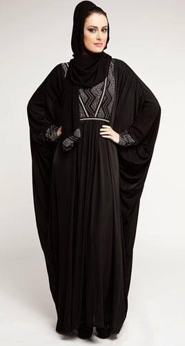 Latest Black Plain Abaya Designs Collection 2015 16 Abaya Abaya